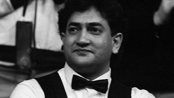 Joe Johnson won the 1986 snooker world championship at the Crucible