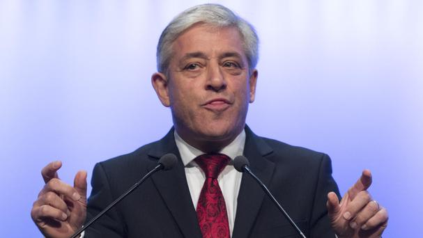 Speaker of the House of Commons, John Bercow, was compared to Star Wars' Yoda by Labour MP Chris Bryant