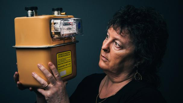 Carol Ann Duffy is writing her most unusual piece yet to mark the passing of traditional gas and electricity meters (Mikael Buck/Smart Energy GB/PA Wire)