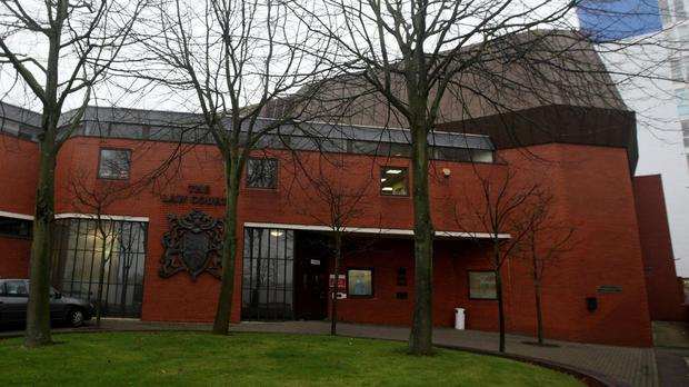 The gang were due to be sentenced at Swindon Crown Court