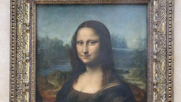 Experts are hoping to find traces of Leonardo's DNA from paintings