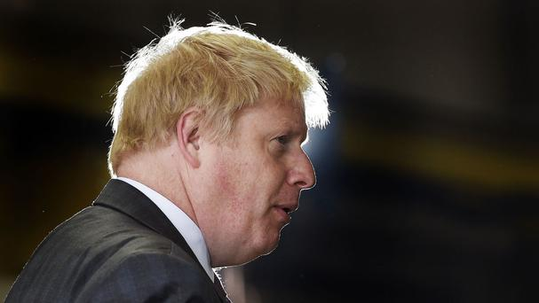 Boris Johnson wanted to highlight freedom of speech with the poem