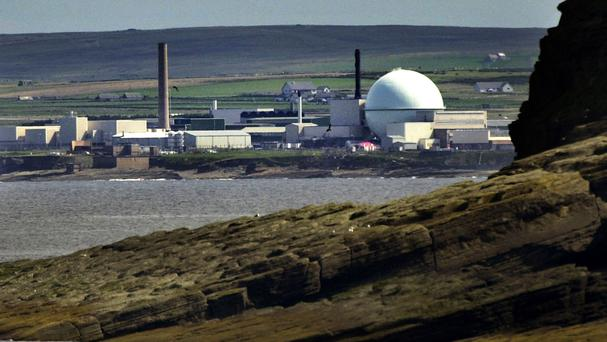 Dounreay is one of Europe's largest nuclear clean-up and demolition projects