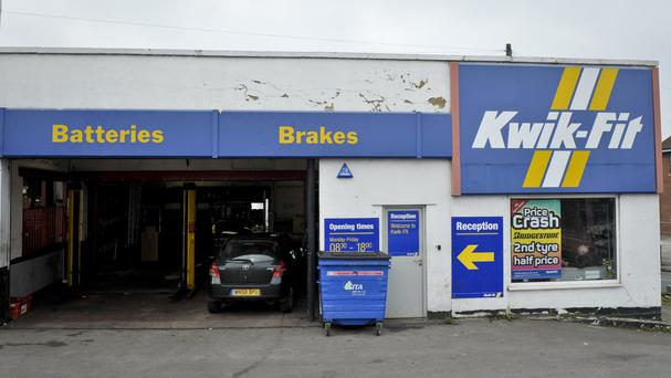 Dhiren Master, marketing director at Kwik Fit, said: