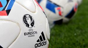 Adidas said it expects to sell 1.3 million Germany jerseys this year, helped by the European championships