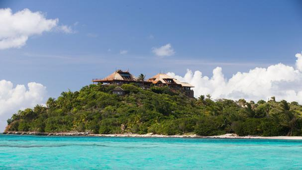 'Treasure hunters' could win a trip to the Caribbean and meet Virgin chief Sir Richard Branson