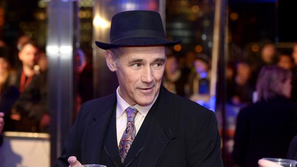 Mark Rylance called himself Charles's 'crop circle counsellor'