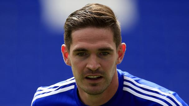 Northern Ireland's Kyle Lafferty rang young fan Zac McGall and his father