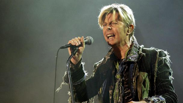 David Bowie's hair will be part of an auction in Beverly Hills, California
