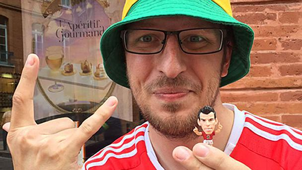 Jack Cooper, 28, who has hailed the figurine an