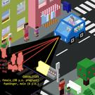 Researchers have highlighted the ethical dilemma posed by driverless cars (Science Journal/PA)