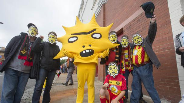 Partick Thistle are hoping a fan will take on the role of club mascot Kingsley next season