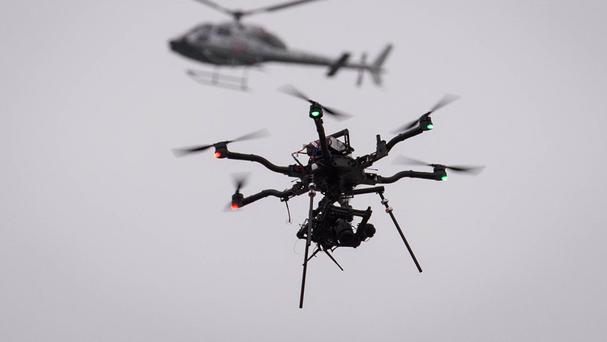 Drones and helicopers are now being used for tooth extraction.