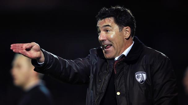 Dean Saunders has a hefty bill for parking at Birmingham Airport