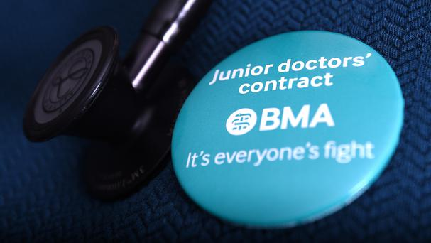 Jeremy Hunt says he will impose the contract