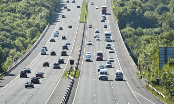 Speed is a killer. And any measures to make our roads safer have to be applauded. However, plans to introduce a speed limit of 30kmh in the capital is pushing road safety to extremes (Stock picture)
