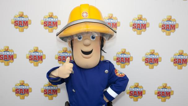 HIT Entertainment, which produced Fireman Sam, apologised 'unreservedly' for the mistake