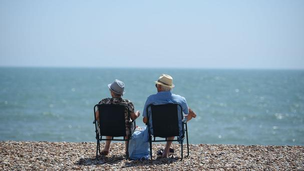 Many British holidaymakers take home comforts like tea bags with them abroad, a survey found