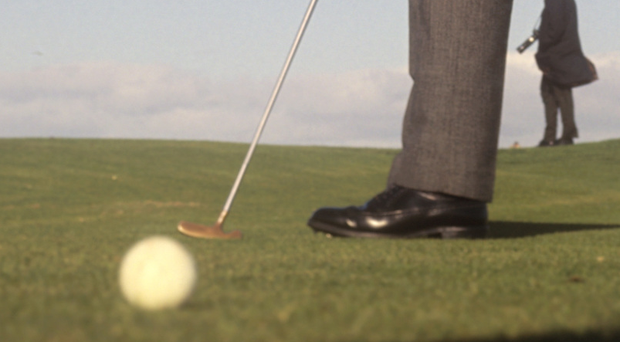 Brian became Secretary of the PGA in Ireland in 1975 at the merging of the PGA and the Irish Professional Golfers' Association. (Stock image)