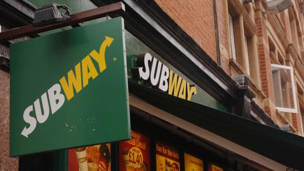 The incident is alleged to have taken place at a Subway in Utah, the US