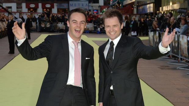 Ant and Dec did not seem to be on Jeremy Corbyn's radar