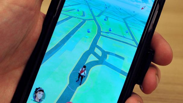 Pokémon Go sees players 'capture' fictitious characters using their mobile phone apps in real-life settings like local landmarks and community centres