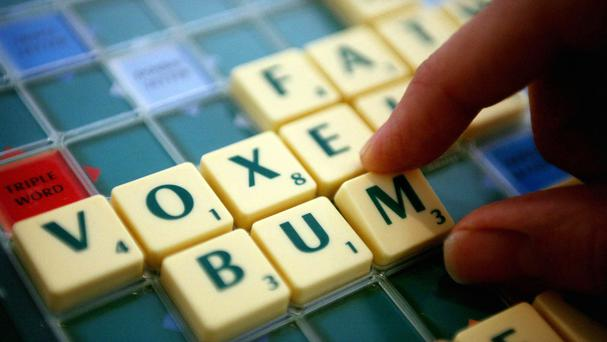The world Scrabble title is up for grabs