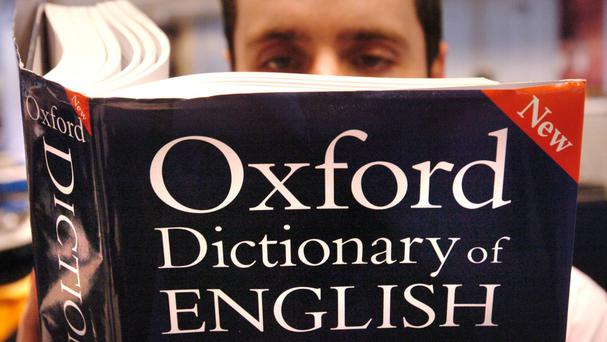 Words that feature in Roald Dahl's books are being published in the Oxford English Dictionary