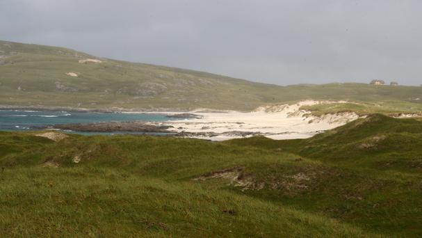 Analysis of rocks on the islands of Barra and Uist suggests that tremors can generate hydrogen in the Earth's crust