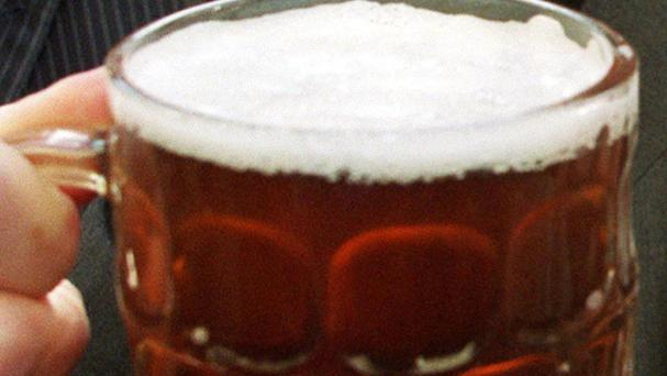 Guess what? A pint of beer make us more sociable