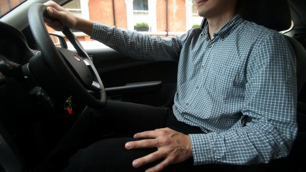 A study into road rage in the UK's 14 biggest cities found Glasgow motorists topped the table
