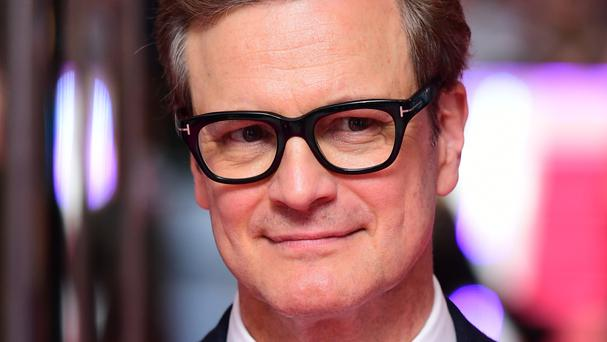 Colin Firth, pictured, dyed his hair darker to play Mr Darcy, screenwriter Andrew Davies revealed