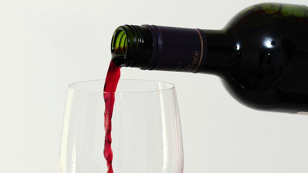 Researchers at the University of Northumbria are seeking volunteers for studies to investigate the benefits of red wine on brain function (stock picture)