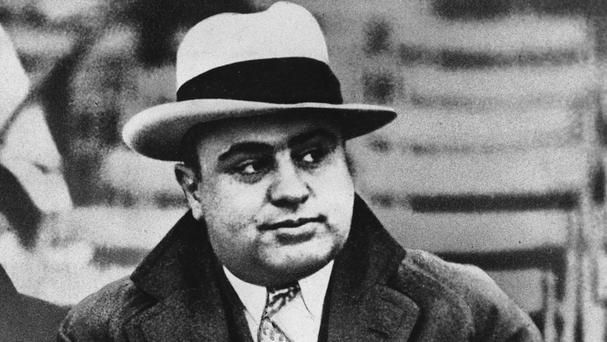 Chicago mobster Al Capone had a softer side, it is claimed (AP)