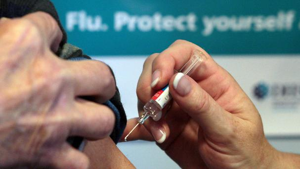 Dr Brenda Corcoran, Head of the HSE's National Immunisation Office, said the vaccine is the only defence against flu. Stock Image