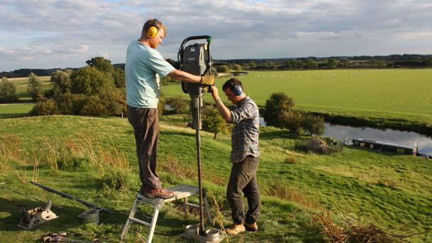 University of Reading archaeologists working on Skipsea Castle discovered the mound is actually 2,500 years old
