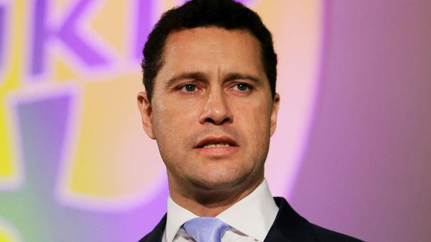 Steven Woolfe is being kept in hospital for another 48 hours for observation
