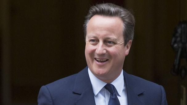 David Cameron came third from bottom in ratings of former prime ministers
