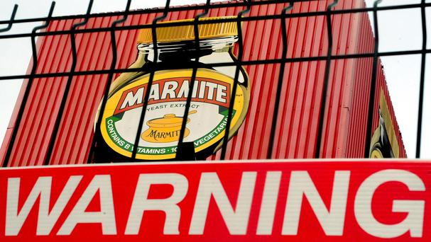 Marmite is now being sold on eBay