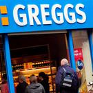 Greggs are trailing a free delivery service on orders over 25 pounds