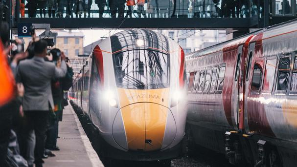 Virgin said they had received almost 200 applications for every vacancy for train drivers on the new Azuma trains