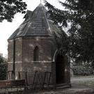 The reception house in Margravine Cemetery, west London, has been given protected status (Department for Culture Media and Sport/PA Wire)
