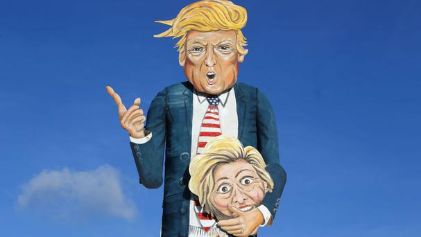 Donald Trump effigy to be burned on Edenbridge bonfire