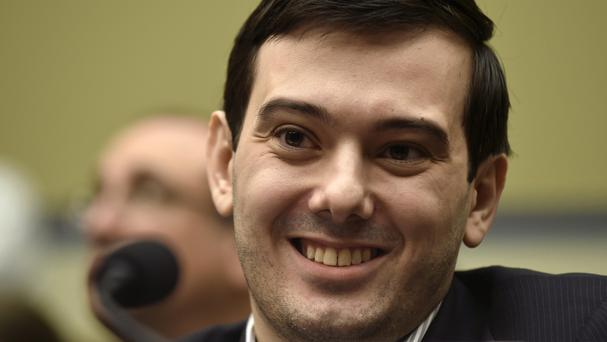 Donald Trumps victory prompted Martin Shkreli to publicly debut some songs off the one-of-a-kind Wu-Tang Clan album he bought. (AP)