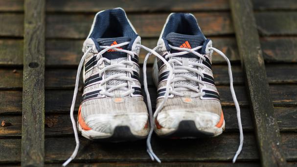 Runners are often misguided about the best trainers to wear, the researchers say