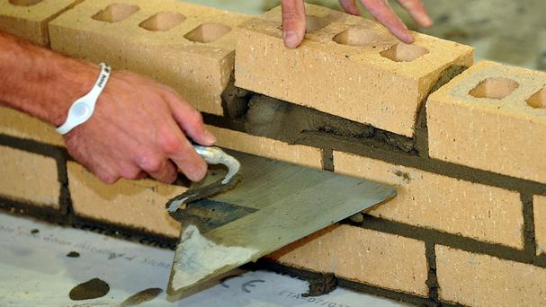 A householder has complained over attempted deliveries of building materials to his home