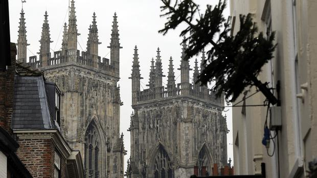 Bell-ringing had been suspended following a dispute with York Minster's Chapter