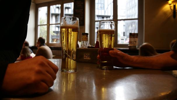 Scientists found that people who have a local where they regularly meet to drink and socialise tend to be happier