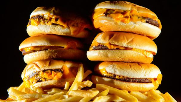 The Food Trainer app bids to curb users' intake of unhealthy food