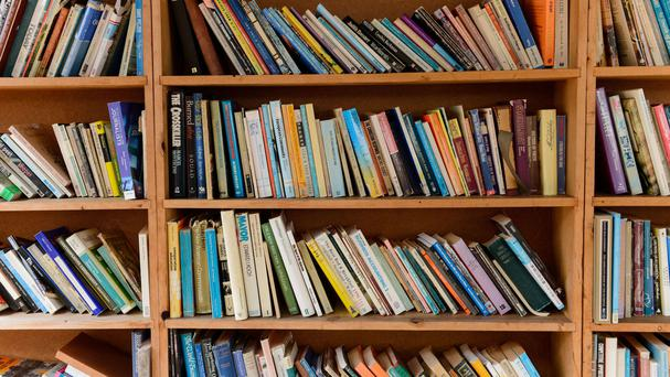 One in 10 UK homes does not hold a single book